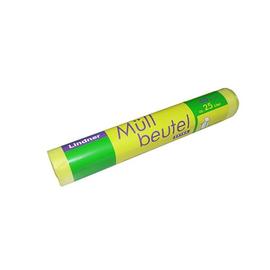 Müllbeutel 25l gelb 813 (PACK=40 STÜCK) Produktbild
