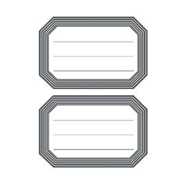 Buchetiketten sortiert Zweckform Produktbild