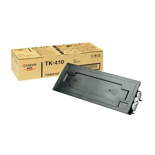 Toner TK-410 für KM1620/1635/1650/2020/ 2035/2050 18000Seiten schwarz Kyocera 370AM010 Produktbild Additional View 1 L