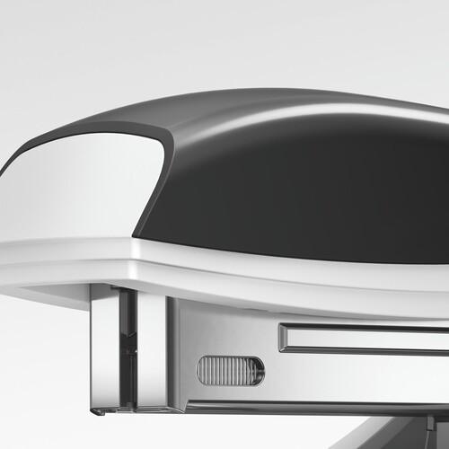 Flachheftgerät NeXXt 5505 bis 30Blatt für 24/6+26/6 schwarz Leitz 5505-00-95 Produktbild Additional View 1 L