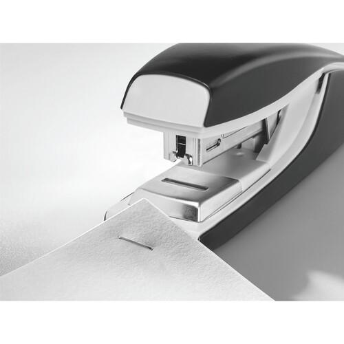 Flachheftgerät NeXXt 5505 bis 30Blatt für 24/6+26/6 schwarz Leitz 5505-00-95 Produktbild Additional View 2 L