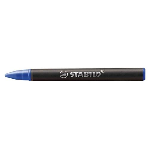 Tintenroller-Patronen Easy Original 0,5mm löschbar blau Stabilo 6890/041 (PACK=3 STÜCK) Produktbild Additional View 2 L