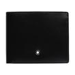 Brieftasche Meisterstück schwarz Leder 10cc Montblanc 5524 Produktbild