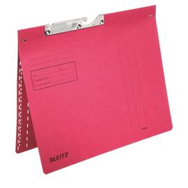 Pendelhefter kaufmännische Heftung 250g rot Manilakarton Leitz 2014-00-25 Produktbild