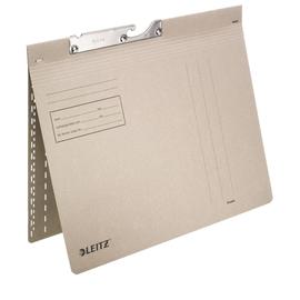 Pendelhefter kaufmännische Heftung 250g grau Manilakarton Leitz 2014-00-85 Produktbild