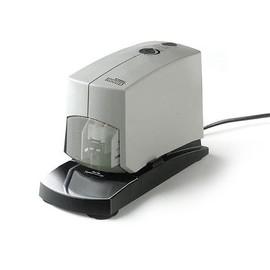 Elektroheftgerät B100EL bis 40Blatt für NE6+NE8 lichtgrau/tiefschwarz Novus 024-0085 Produktbild