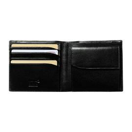 Brieftasche Meisterstück schwarz Leder 4cc Montblanc 7164 Produktbild