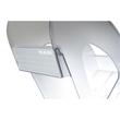Stehsammler GALAXY 133x353x300mm grau transluzent kunststoff HAN 1613-69 Produktbild Additional View 4 S