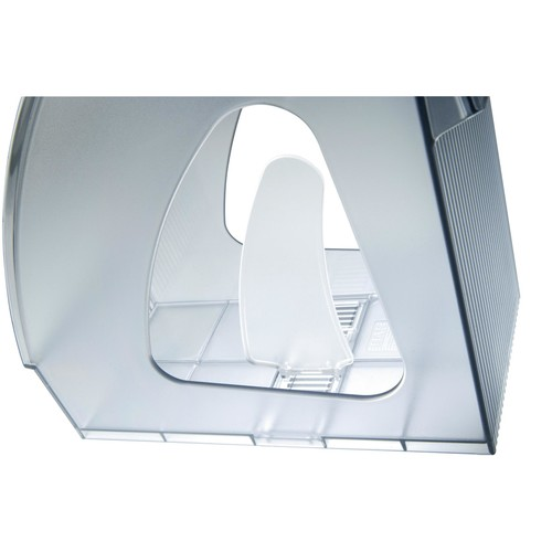 Stehsammler GALAXY 133x353x300mm grau transluzent kunststoff HAN 1613-69 Produktbild Additional View 2 L