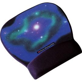 Mousepad mit Gel Handgelenkauflage schwarz 3M MW311SG Produktbild
