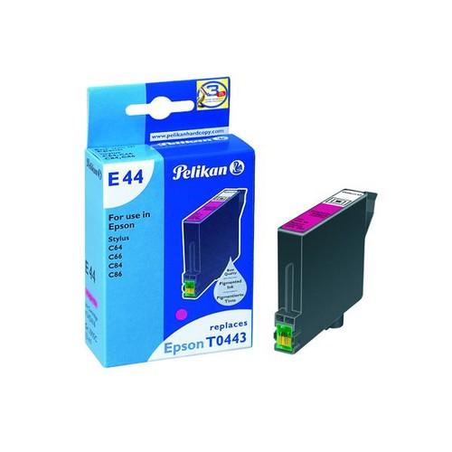 Tintenpatrone Gr. 1005C (T044340) für Stylus C86/CX6400 13ml magenta Pelikan 342416 Produktbild Front View L
