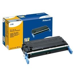 Toner Gr. 1110 (C9720A) für Color LaserJet 4600/4610/4650 9000Seiten schwarz Pelikan 623799 Produktbild