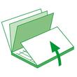 Rechnungsbuch A6 hoch 2x50Blatt mit fortlaufender Nummerierung selbstdurchschreibend Sigel SD133 Produktbild Additional View 9 S