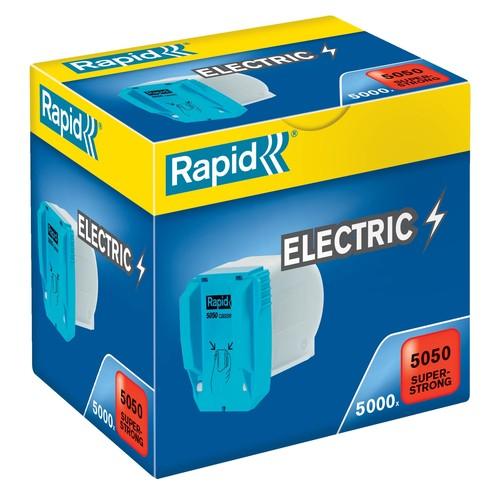 Heftklammernkassette 5050 verzinkt Rapid 20993500 (PACK=5000 STÜCK) Produktbild Front View L
