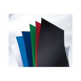 Einbanddeckel PolyOpaque A4 300µ blau PP glatt GBC IB386800 (PACK=100 STÜCK) Produktbild