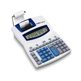 Tischrechner 12-stelliges Display 1221X 212x278x64mm zweifarbiger Druck Netzbetrieb Ibico IB410055 Produktbild
