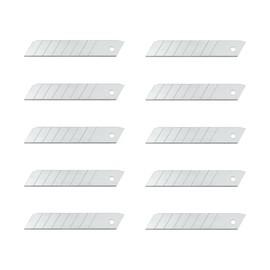 Ersatzklingen für Schneidemeser 18mm Wedo 7818 (DS=10 STÜCK) Produktbild