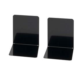 Buchstütze 140x120x140mm schwarz Metall Wedo 1021101 (PACK=2 STÜCK) Produktbild