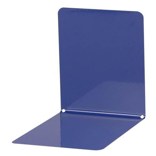 Buchstütze 140x120x140mm blau Metall Wedo 1021103 (PACK=2 STÜCK) Produktbild Additional View 1 L