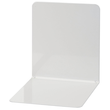 Buchstütze 140x120x140mm lichtgrau Metall Wedo 1021137 (PACK=2 STÜCK) Produktbild Additional View 1 S