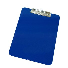 Klemmbrett A4 blau ABS Wedo 57603 Produktbild