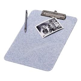 Klemmbrett A4 granit ABS Wedo 57670 Produktbild