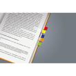 Haftmarker Pergament Mini 50x12mm 7 Farben transparent Sigel HN677 (PACK=7x 40 STÜCK) Produktbild Additional View 1 S