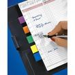 Haftmarker Pergament Mini 50x12mm 7 Farben transparent Sigel HN677 (PACK=7x 40 STÜCK) Produktbild Additional View 3 S