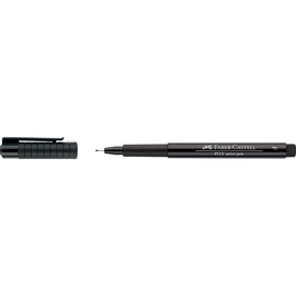 Tuschestift PITT ARTIST PEN 0,5mm fein schwarz Faber Castell 167299 Produktbild