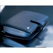 Organizer Standard Compact Midi für 96x172mm schwarz Chronoplan 50174 Produktbild Additional View 2 S