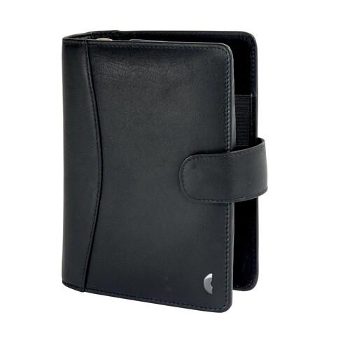 Organizer Standard Compact Midi für 96x172mm schwarz Chronoplan 50174 Produktbild
