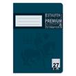 Heft Premium A5 Lineatur 27 Rand links+rechts 16Blatt 90g weiß Staufen 734010377 Produktbild Additional View 1 S