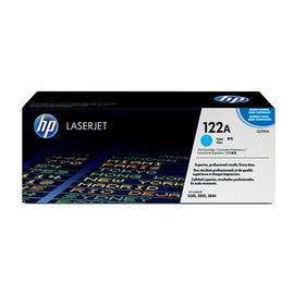 Toner 122A für Color LaserJet 2550/2800/2820/2840 4000Seiten cyan HP Q3961A Produktbild