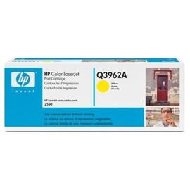 Toner 122A für Color LaserJet 2550/2800/2820/2840 4000Seiten yellow HP Q3962A Produktbild