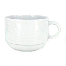 Tasse Serie Carat weiß Produktbild