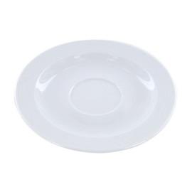 Unterteller für Tasse Serie Carat weiß Produktbild