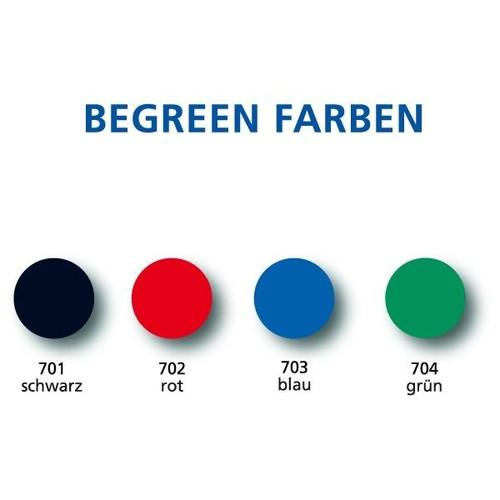 Vierfarb-Kugelschreiber BEGREEN FEED GP4 BPKG-35RM M transluzentes Gehäuse blau Pilot 2073703 Produktbild Additional View 3 L