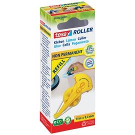 Nachfüllkassette ecoLogo für Kleberoller 8,4mm x 14m wiederablösbar Tesa 59210-00005-06 (ST=14 METER) Produktbild