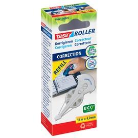 Nachfüllkassette Ecologo 4,2mm x 14m für Korrekturroller 59840 Tesa 59841-00005-05 (ST=14 METER) Produktbild