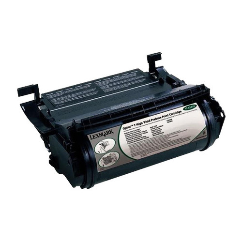 Toner für Optra T610/T612/T614/T616/T617 25000Seiten schwarz Lexmark 12A5845 Produktbild Additional View 1 L