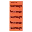 Inhaltsschilder Rechnungen rot Leitz 1502-00-00 (BTL=100 STÜCK) Produktbild