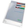 Prospekthüllen Maxi Standard A4 170µ farblos PVC genarbt Leitz 4756-30-03 (PACK=5 STÜCK) Produktbild