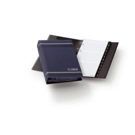 Telefonringbuch Telindex erweiterbar 145x255mm 25Blatt dunkelblau Durable 2375-07 Produktbild