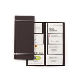 Visitenkartenalbum Visifix 96 118x250mm für 96Karten anthrazit Durable 8581-58 Produktbild
