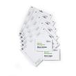 Einsteckschilder INFO SIGN für 149x 105,5mm Türschilder weiß Durable 4851-02 (PACK=20 STÜCK) Produktbild