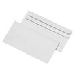 Briefumschlag selbstklebend weiß 75g/m2 DIN lang+ 125x229mm / ohne Fenster / (PACK=25 STÜCK) Produktbild Additional View 4 S