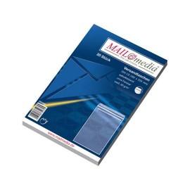 Versandtasche ohne Fenster C5 162x229mm selbstklebend 90g weiß (PACK=20 STÜCK) Produktbild