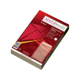 Versandtasche ohne Fenster mit Papprückwand C5 162x229mm mit Haftklebung 90g braun (PACK=50 STÜCK) Produktbild