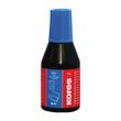 Stempelfarbe ohne Öl schnelltrocknend 28ml blau Radex SF71308 (FL=28 MILLILITER) Produktbild