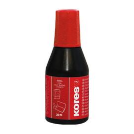 Stempelfarbe ohne Öl schnelltrocknend 28ml rot Radex SF71328 (FL=28 MILLILITER) Produktbild